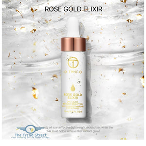 24k Rose Gold Essential Oil