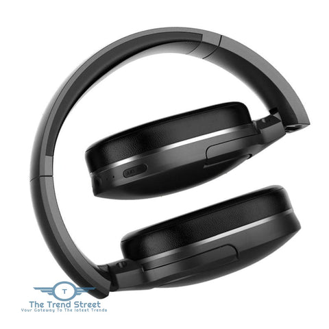 Image of D02 Bluetooth Headphone BLACK headphone