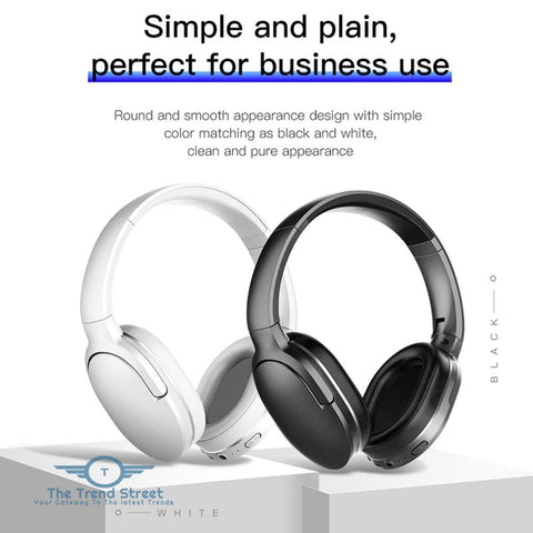 Image of D02 Bluetooth Headphone headphone