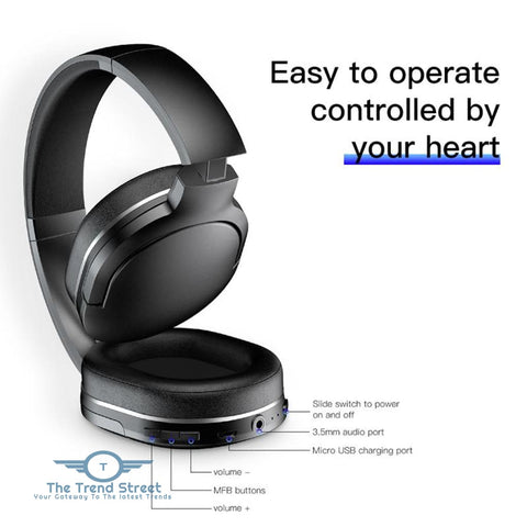 D02 Bluetooth Headphone headphone