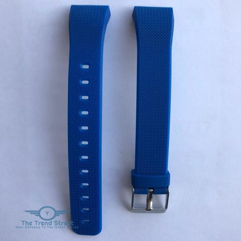 Image of Fitness Tracker Smartwatch Strap Blue 200003654