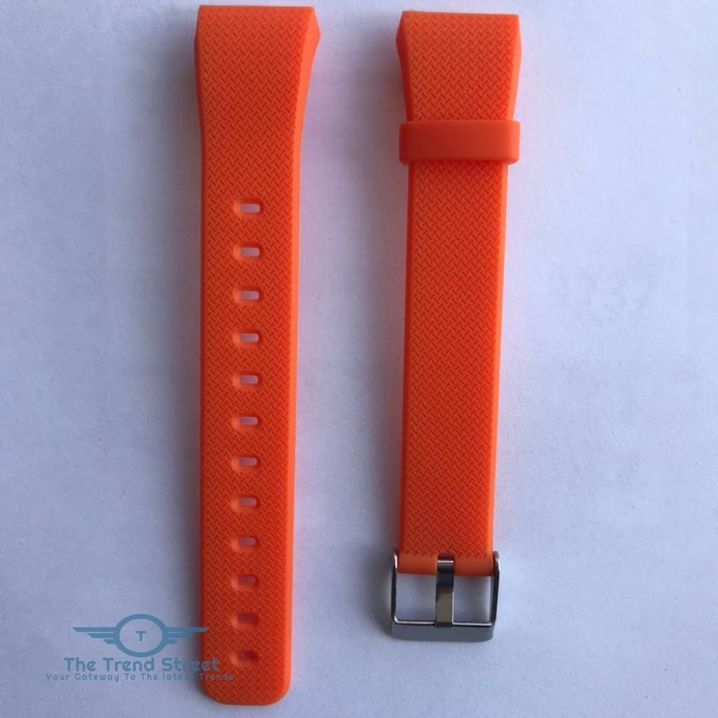 Fitness Tracker Smartwatch Strap Orange 200003654