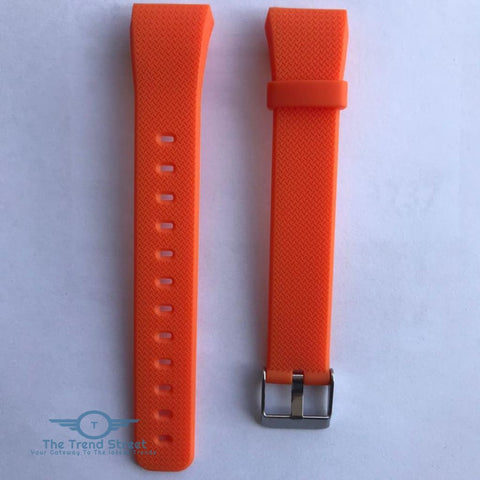Image of Fitness Tracker Smartwatch Strap Orange 200003654