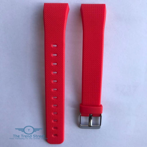 Image of Fitness Tracker Smartwatch Strap Red 200003654