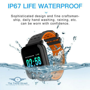 iWatch A6 Smart Fitness Tracker smart watch
