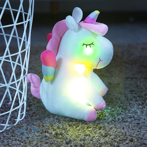 Magical Glowing Unicorn toy