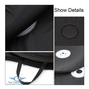 Non-slip Chair Seat Revolving Rotating Cushion Pad Home Accessories