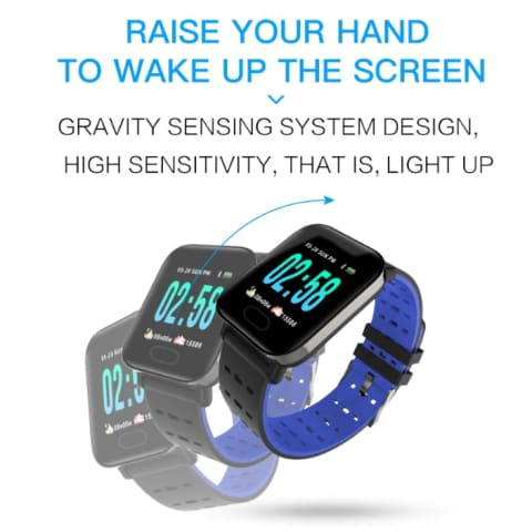 iWatch A6 Smart Fitness Tracker