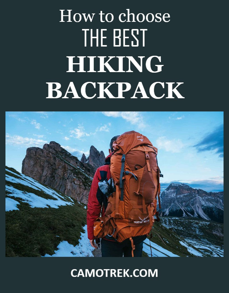 How to Choose the Best Hiking Backpack for Your Adventures - PIN