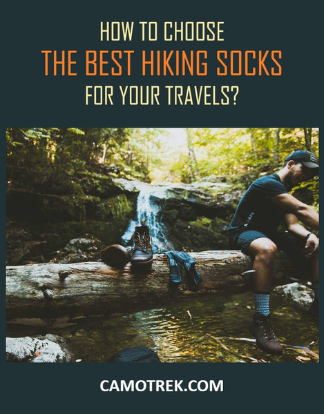 How to Choose the Best Hiking Socks for Your Travels? PIN