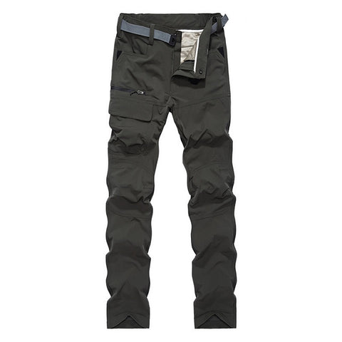 Mountainskin Cargo Pants Army Green
