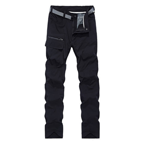 Mountainskin Cargo Pants Black