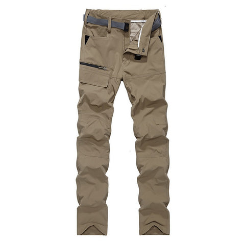 Mountainskin Cargo Pants Khaki