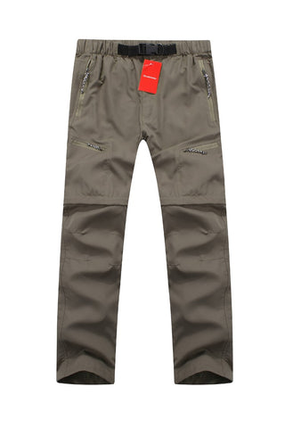 Mountainskin Convertible Pants Khaki