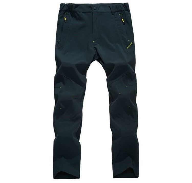 Mountainskin Summer Breathable Pants Navy - Men's
