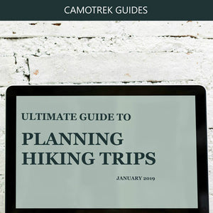 Ultimate guide to planning hiking trips eBook