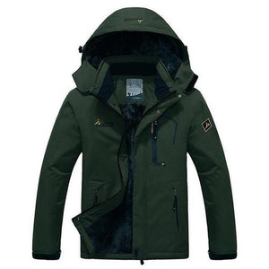 Green-insulated-jacket