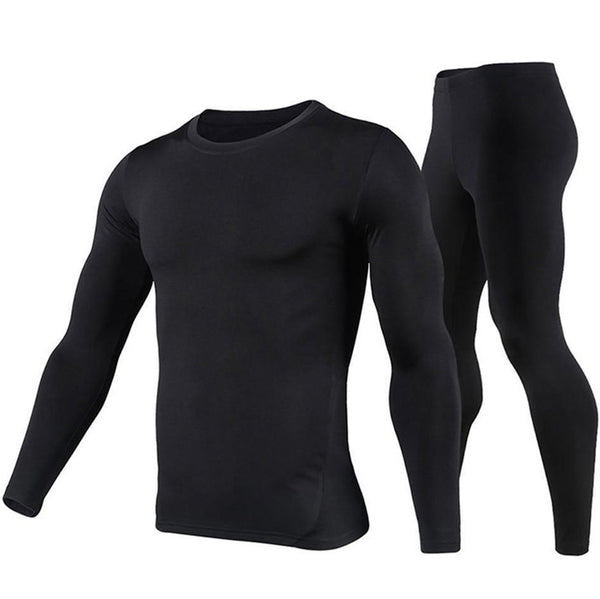 Inner layer - black base layer set