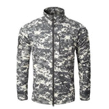 Alpha-1 Fleece Jacket Camo ACU - Men's - Camotrek