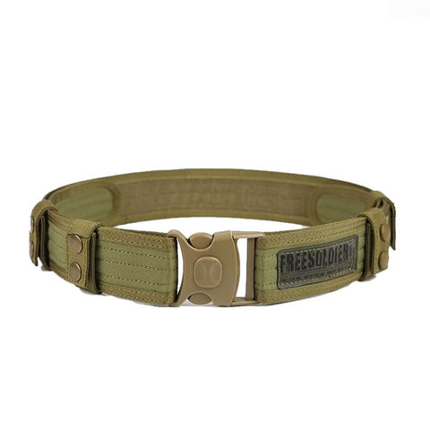 FREE SOLDIER Tactical Belt 142cm - Camotrek