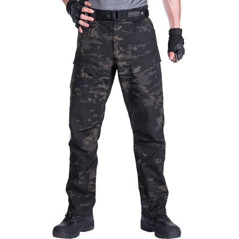 FREE SOLDIER Pro Tactical Pants Camo - Camotrek