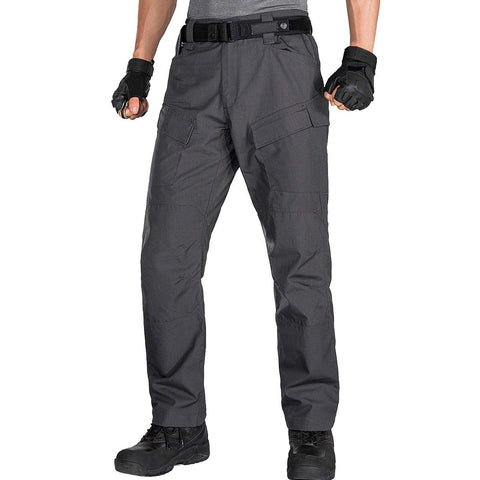 FREE SOLDIER Pro Tactical Pants Grey - Camotrek