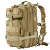 FREE SOLDIER Tactical Attack 45L Backpack - Camotrek