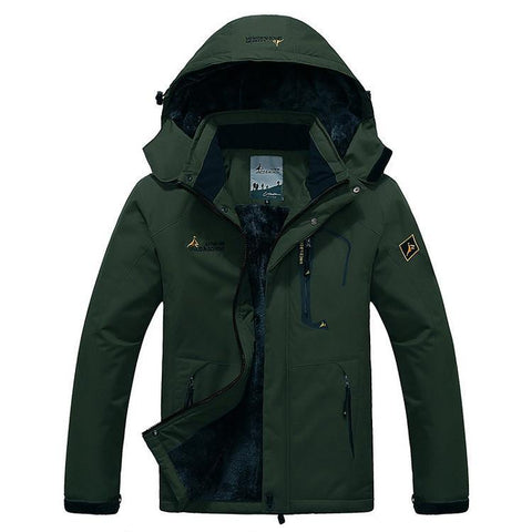 Alpine Insulated Jacket - Men's - Camotrek