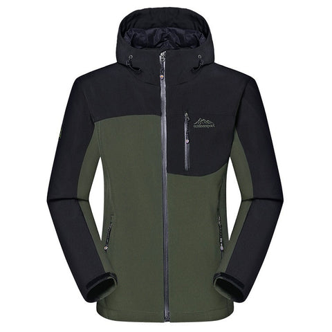 Mountainskin Fleece Hoodie - Men's - Camotrek