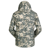 ESDY Tactical Jacket Camo ACU - Men's - Camotrek
