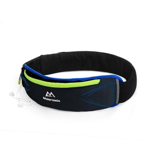 Maleroads Speed 250 Running Belt - Camotrek