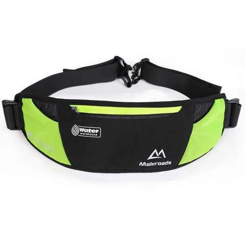 Maleroads Ultralight Running Fanny Pack - Camotrek