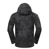 Mountainskin Tactical Insulated Jacket Camo Typhon - Men's - Camotrek