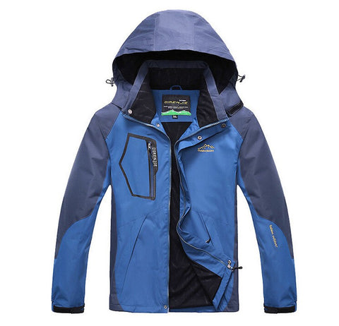Mountainskin Spring Jacket - Men's - Camotrek