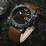 Naviforce 9095 Military Watch - Camotrek