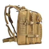 REEBOW Tactical 34L Backpack - Camotrek