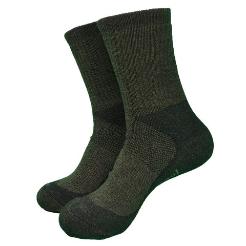 SNOW SPEED Merino Hiking Socks - Camotrek