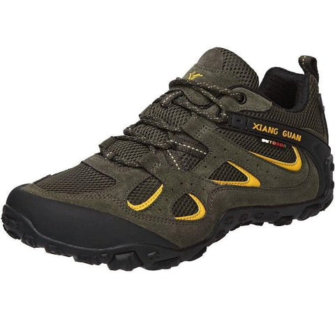 XIANG GUAN Low-Top Outdoor Shoes - Men's - Camotrek