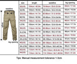 FREE SOLDIER Urban Tactical Pants Wolf Brown - Camotrek