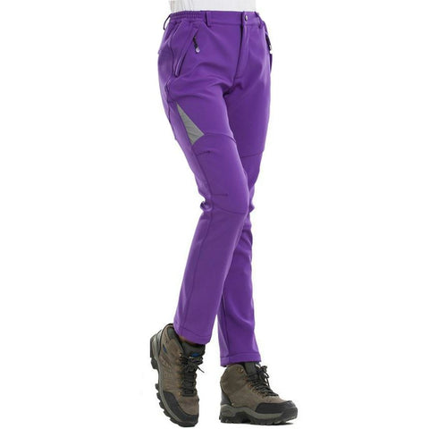 Mountainskin Softshell Pants - Women's - Camotrek