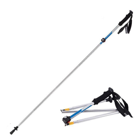 Naturehike 5-Section Trekking Poles - Single - Camotrek