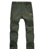 Mountainskin 1.1 Winter Fleece Pants - Men's - Camotrek
