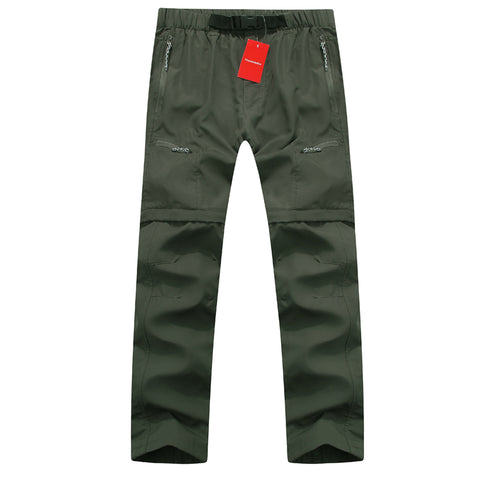 Mountainskin Convertible Pants - Men's - Camotrek