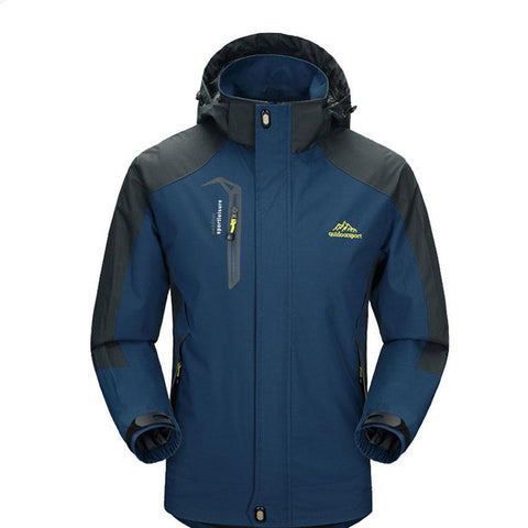 Mountainskin Insulated Jacket - Men's - Camotrek