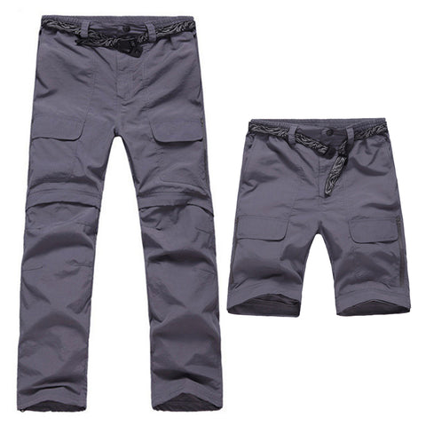 Mountainskin 2.0 Convertible Pants - Men's - Camotrek