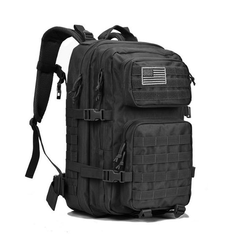 REEBOW Tactical 40L Backpack - Camotrek