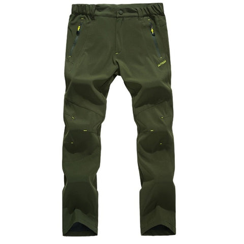 Mountainskin Summer Breathable Pants - Men's - Camotrek
