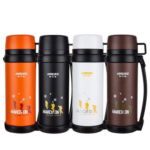 Haers Insulated Sports Bottle 1.5L - Camotrek