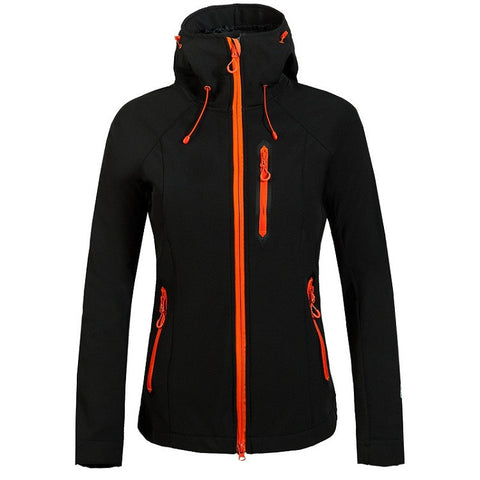 Mountainskin Zip Hoodie Jacket - Women's - Camotrek