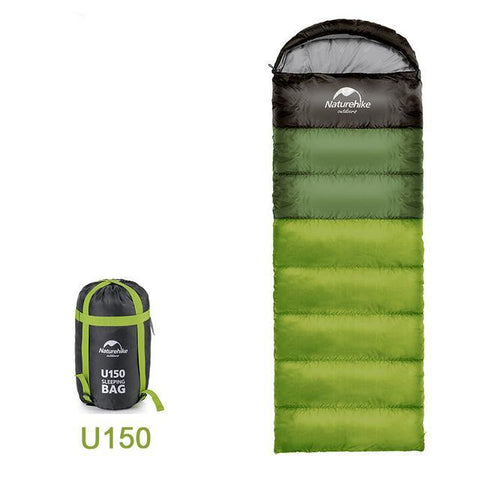Naturehike U150 Sleeping Bag - Camotrek